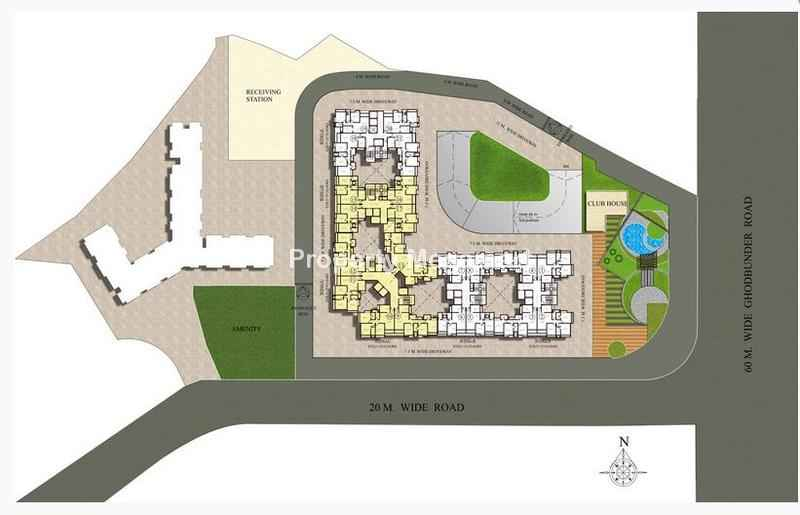 Rajesh LifeSpaces Raj Torres Master Plan